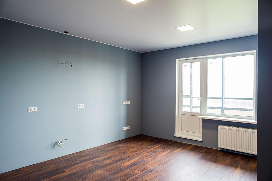 дизайн жилых помещений фото без мебели добиться