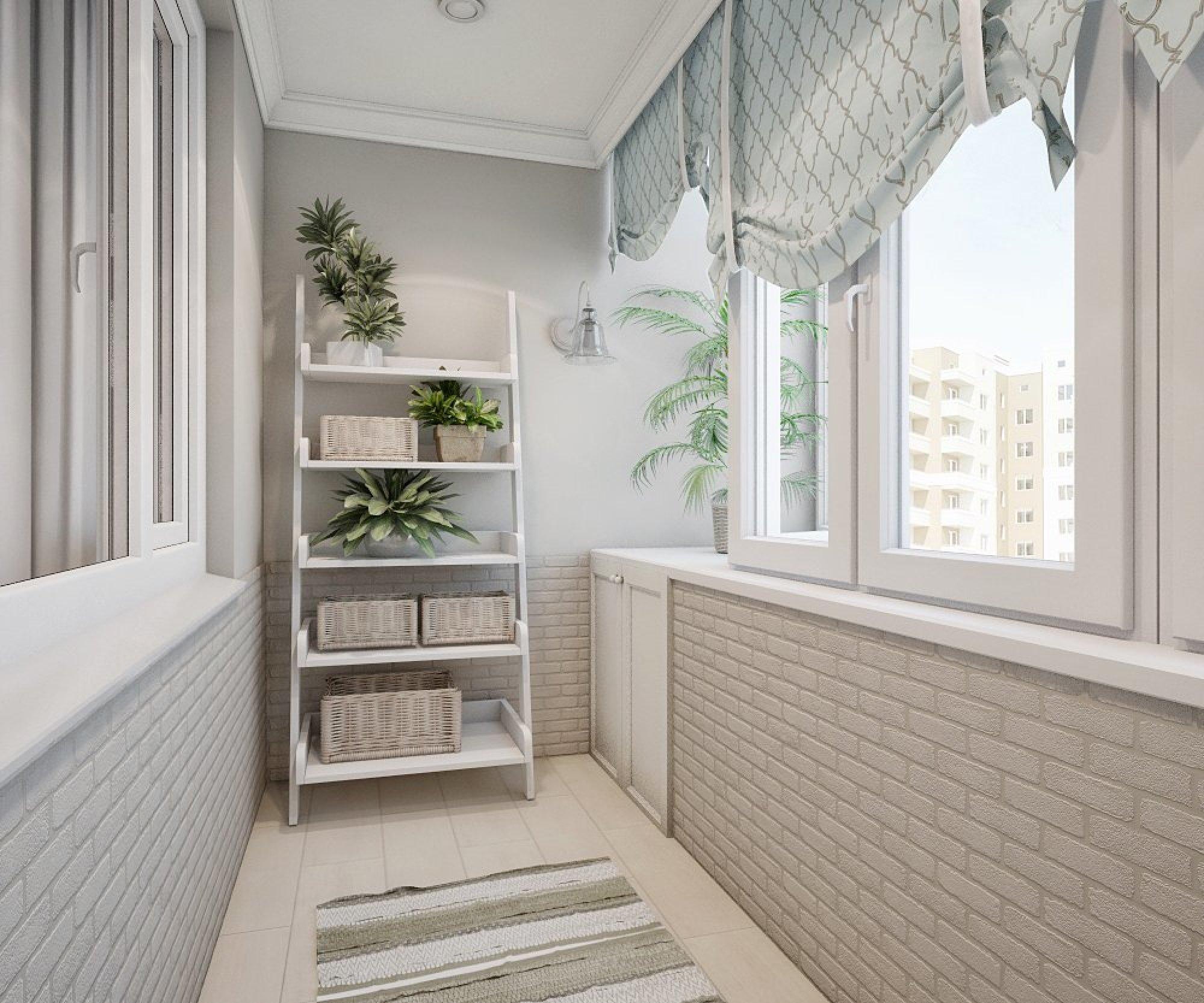 Дизайн балконов и лоджий фото в калининграде
